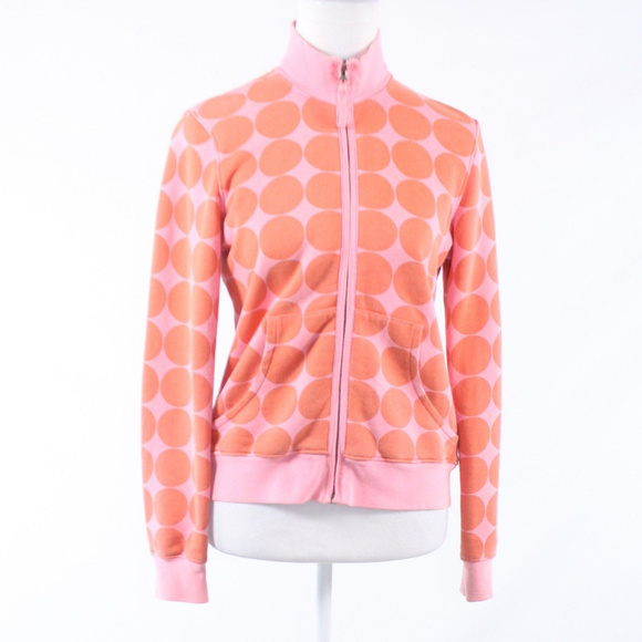 Boden Jackets & Blazers - Boden pink cotton blend long sleeve jacket S